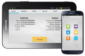 Mobile Dispatching and Fleet Management for Android